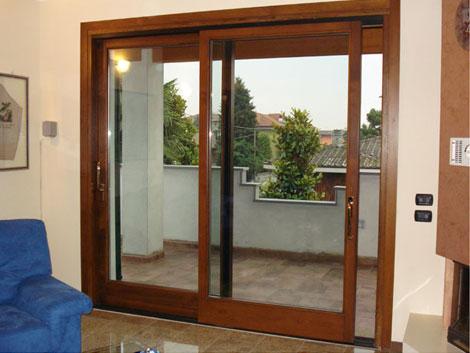 La bergamasca falegnameria mobili su misura - Finestre a specchio ...