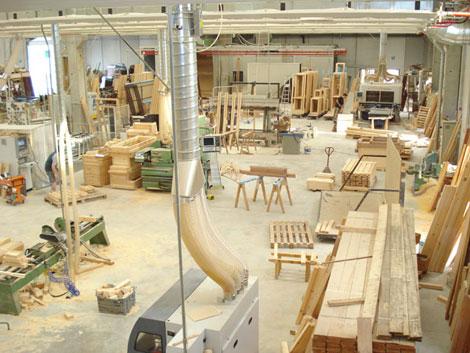 La bergamasca falegnameria mobili su misura for Produzione di mobili